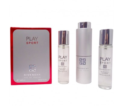 Givenchy Play Sport, 3*20 ml