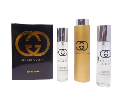 Gucci Guilty, 3*20 ml