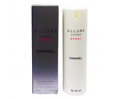 Chanel Allure Homme Sport, edt., 45 ml