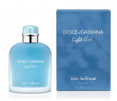 Dolce & Gabbana Light Blue Eau Intense, edp., 125 ml