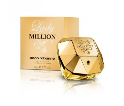 Paco Rabanne Lady Million, 80 ml