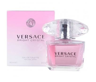 Versace Bright Crystal, edt., 90 ml