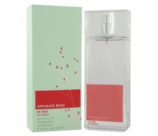 Armand Basi In Red Eau Fraiche, edp., 100 ml