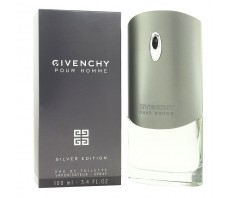 Givenchy Pour Homme Silver Edition, edt., 100 ml