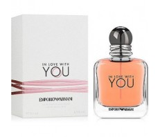 Emporio Armani In Love With You, edp., 100 ml