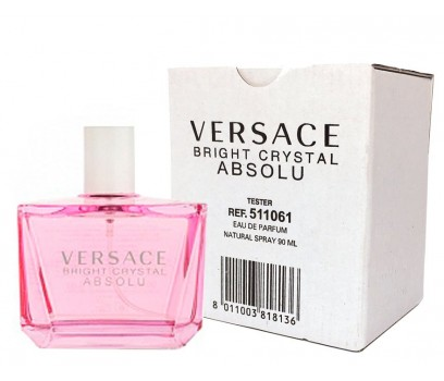 Тестер Versace Bright Crystal Absolu, 90 ml