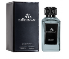 Muse Mr. Bushman, edp., 100 ml