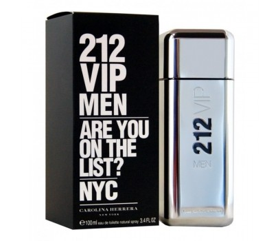 Carolina Herrera 212 VIP Man, edt., 100 ml