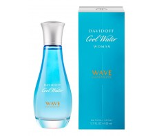 Davidoff Cool Water Wave Woman, edt., 100 ml