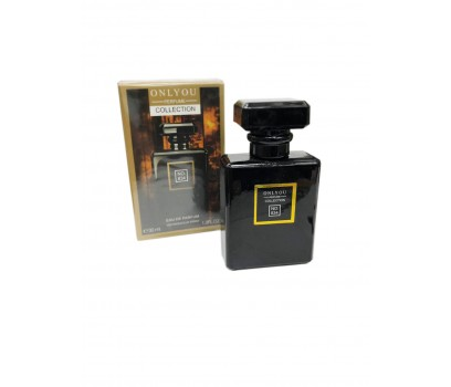 Onlyou Perfume Collection №834, 30 ml (Аромат Chanel Coco Noir)