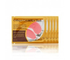 Патчи Collagen Crystal Eye Mask, 3 g (Розовые)