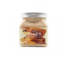Скраб Wokali Honey Sherbet Body Scrub, 350ml