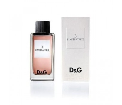 Dolce & Gabbana 3 Imperatrice, edt., 100 ml