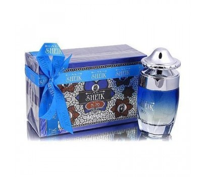 Fragrance World Al Sheik №70 Men, 100 ml