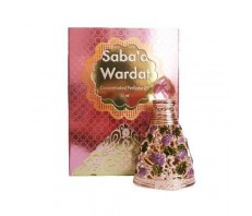 Khadlaj Saba Wardat Woman Oil, 12 ml