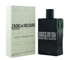 Тестер Zadig & Voltaire This Is Him Pour Homme, edt., 100 ml