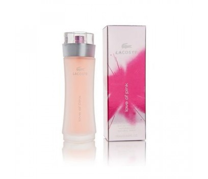 Lacoste Love Of Pink, 90 ml
