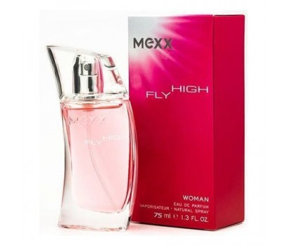 Mexx Fly High Woman, edt., 75 ml