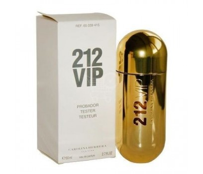 Тестер Carolina Herrera 212 VIP Woman, edp., 80 ml
