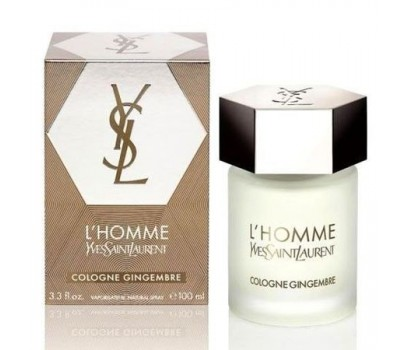 Yves Saint Laurent L Homme Cologne Gingembre, edt., 100 ml