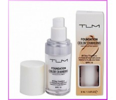TLM Foundation Color Changing 30 ml