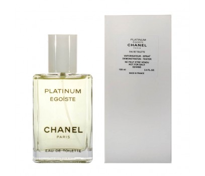 Тестер Chanel Egoiste Platinum, 100 ml