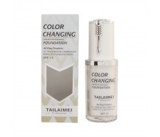 Тональная Основа Tailaimei Color Changing White (проявляющийся), 40ml