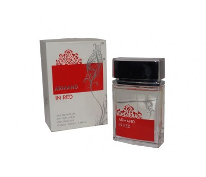 Voyage Fragrance Armand in Red Woman, 100 ml